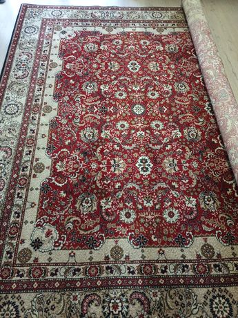 Covor persan dublu plus lucrat manual, sisal+lana 300×400 cm CHISINAU