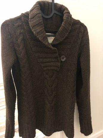 pulover de lana h&m