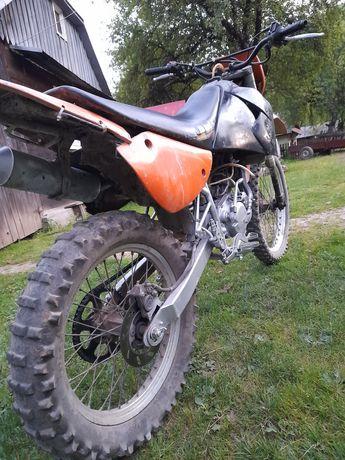Vând motocicleta