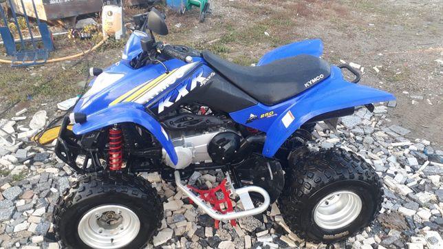 ATV Kymco 250 ca nou