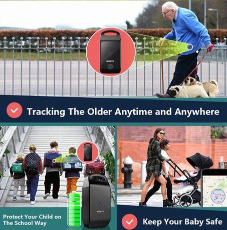 Aparat de localizare GPS copii GPS Tracker Batrani,animale de companie