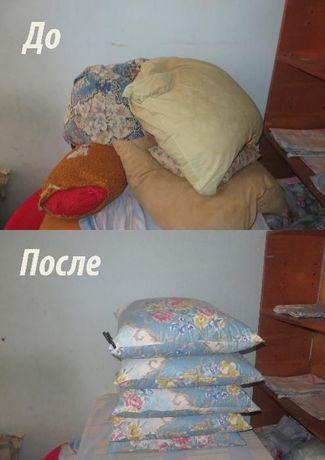 Реставрация подушек