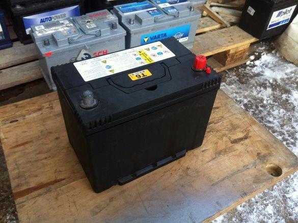 акумулатор 70(80)ач,гаранция,азиатски стандарт