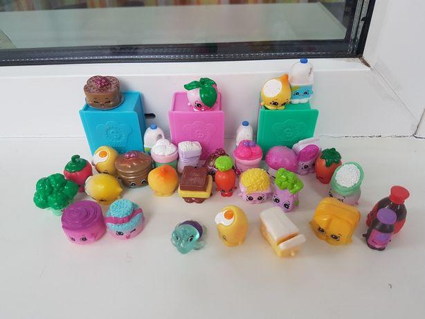 Игрушки от Shopkins, оригинал, 31 штуки