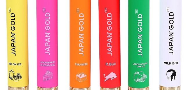 Japangold    на любой вкус ,новые ощущения из Японии.