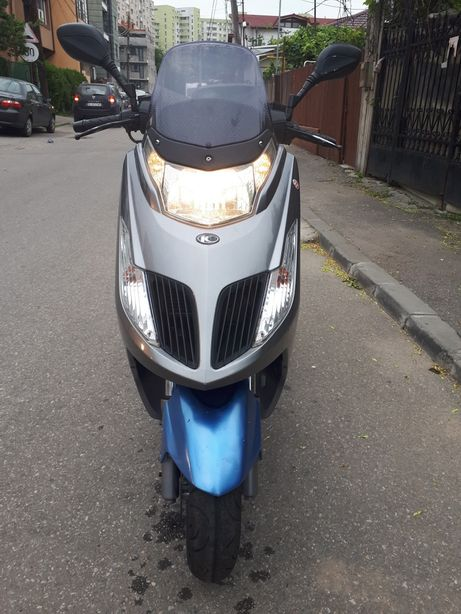 Kymco Yager GT 200 I