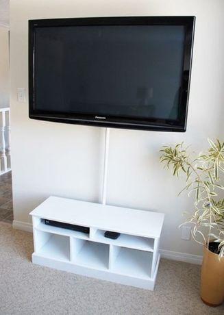 Установка Телевизора на стену! Продажа кронштейнов всех видов