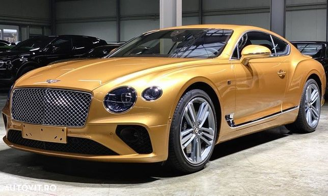 Bentley Continental BENTLEY New Continental GT W12 First Edition MY 2019