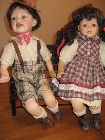 Кукли порцеланови