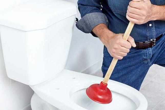 вызов сантехника  прочистка канализации недорого чистка труб