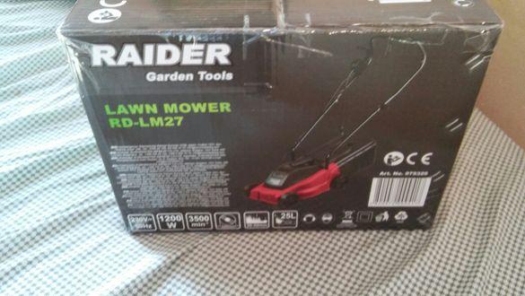 Kосачка Raider90лвПрожектори.смесители нови35лв.бр.радиатор баня 45лв.