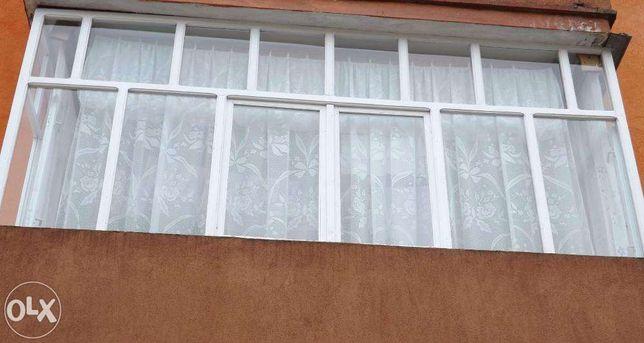 Rama balcon din lemn