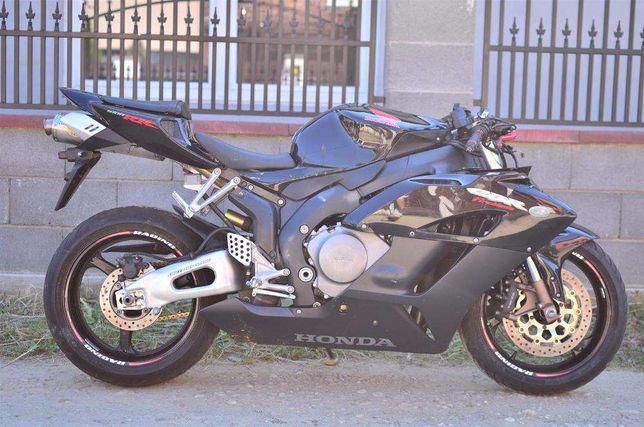 Vand suport numar Honda CBR 1000RR 2004 2007 /furca/ jante /bord