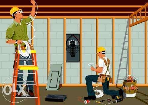 Organizez cursuri de electrician constructor