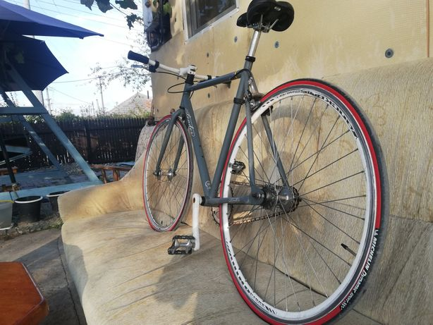 Bicicleta Leader Hero fixie fixed gear
