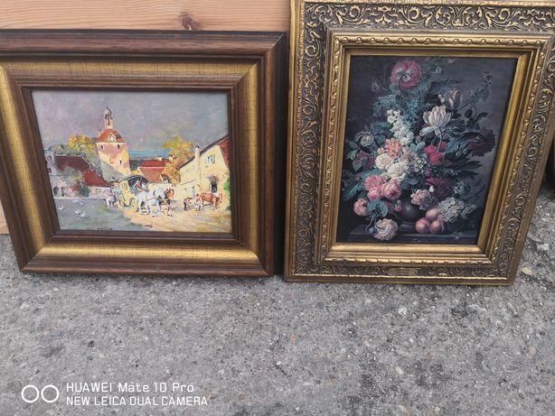 Vând 2 tablouri vechi
