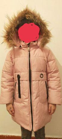 Тегин кызга кыстык куртка
