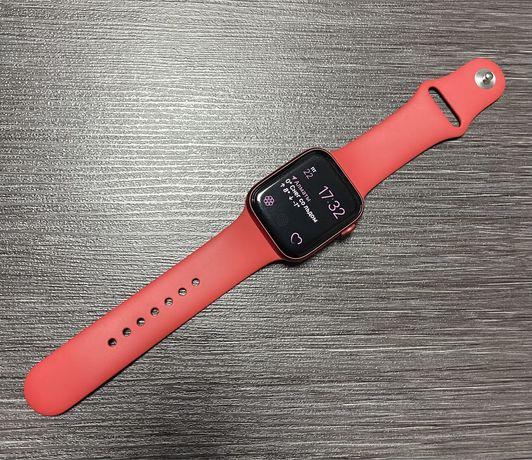 Продам или обменяю идеальные Apple watch 6 44mm Red