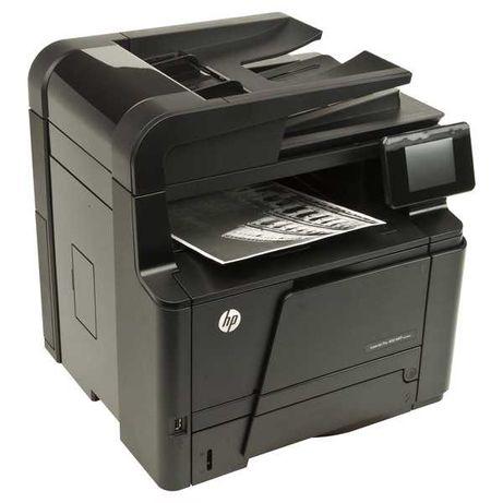 МФУ HP M425dn Принтер Сканер Копир Автоподатчик WiFi Дуплекс Сенсорный