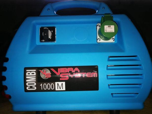 Vibrator ciment nou