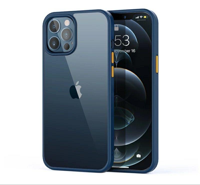 Цветен Кейс Rock за Apple iPhone 12 / 12 Pro / 12 Mini / Max
