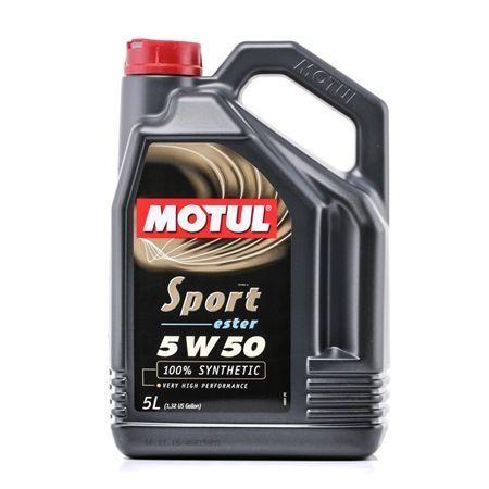 Ulei Motul 5W50 Sport 5L
