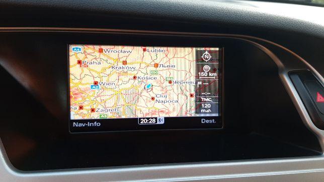 Harti Navigatie Audi MMI 2G 3G BNav HNav HN+ A4 A5 A6 A7 A8 2020
