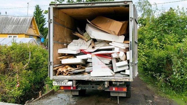 Вывоз мусора , усгули грузчков , демонтаж
