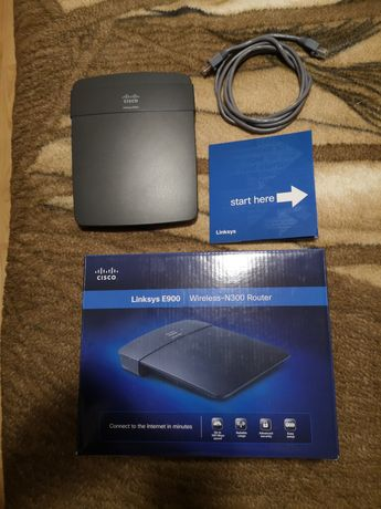 Router wireless Cisco Linksys E900