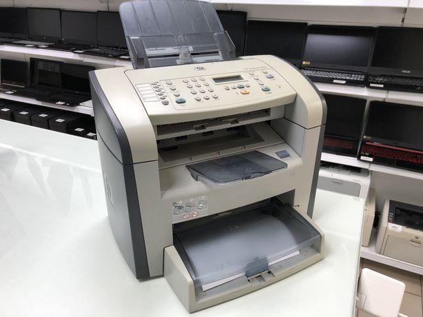 Лазерный МФУ HP LaserJet - черно-белая/А4/принтер,факс,сканер