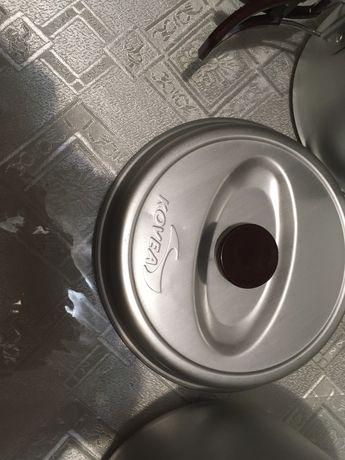 Набор посуда 2 шт kovea (корея)