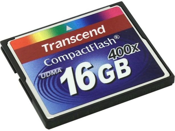 Compact Flash на 16 Гб