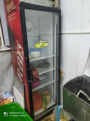 Продам витражный холодильник