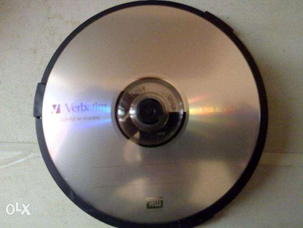 DVD+RW rewritable Verbatim .nou