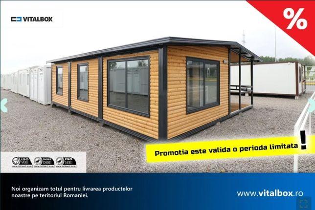 Case din lemn containere modulare metalice de locuit prefabricate casa
