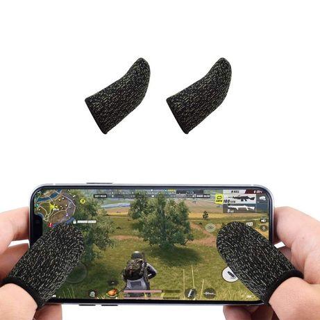 Напальчники для игры в телефоне, PUBG, COD, Free fire