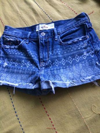 Pantalon scurt Hollister 24