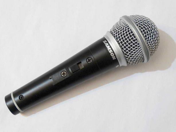 Microfon profesional Samson R21S switch original