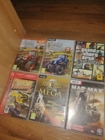 Pachet jocuri PC