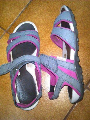 Sandale damă, Quechua, pentru drumeţie, mărimea 39