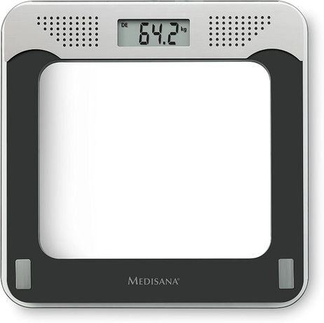 Кантар с гласова функция и LCD дисплей Medisana PS 425