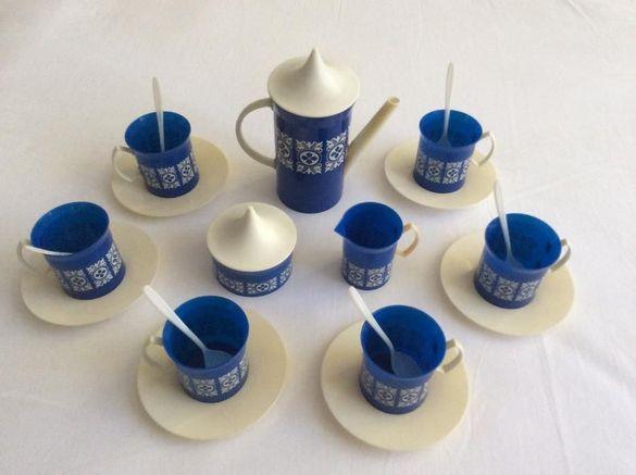 Детски сервиз за чай -кафе , пластмасов