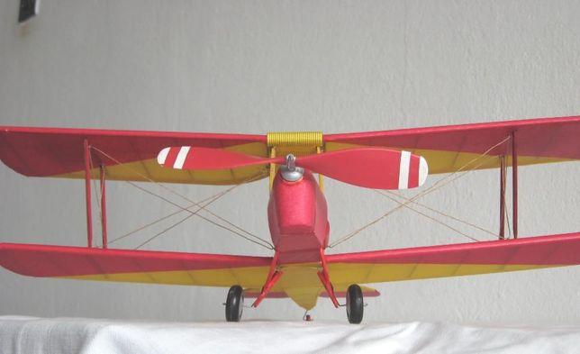 Aeromodel Tiger Moth