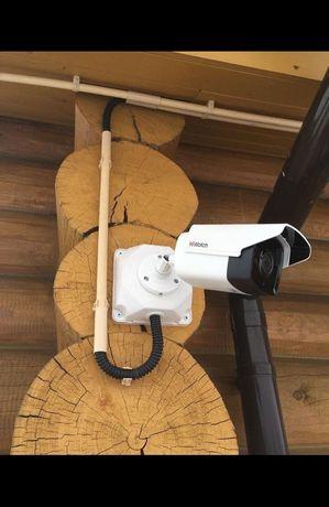 Видеонаблюдение, Камеры, Домофоны, Автоматика, Пожарная сигнализация