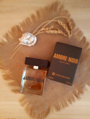 Мужская туалетная вода Ambre Noir от Ив Роше. Недорого