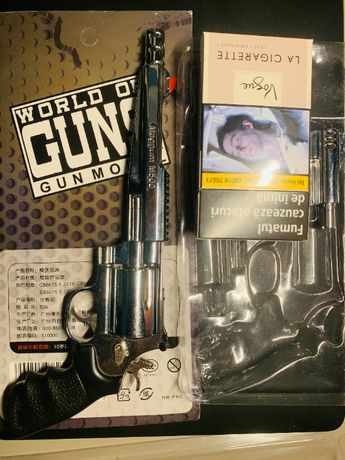 Model Revolver Magnum M500 - scara 1:2.05 metal