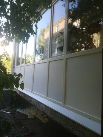 Пластиковые окна и двери!работаем без выходных!