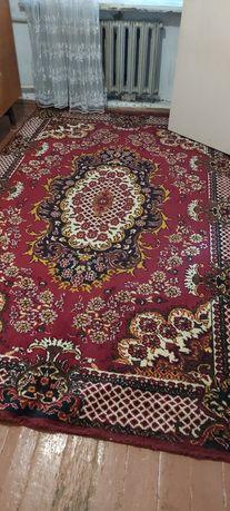 Паласы, ковры  красным цветом