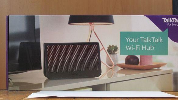 Talk Talk Wi-Fi Hub