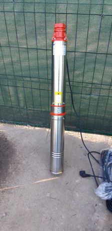 Pompa submersibila profesionala 16 turbine ptr puturi nisipoase